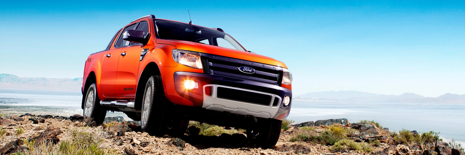 The Tough and Smart New Ford Ranger