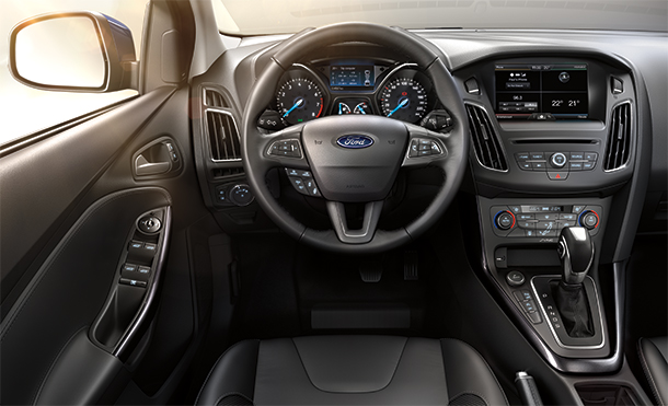 Ford Focus Premium Interior