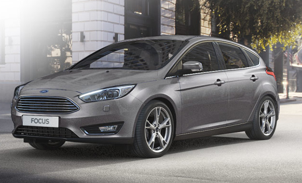 Ford Focus 5 Star Safety