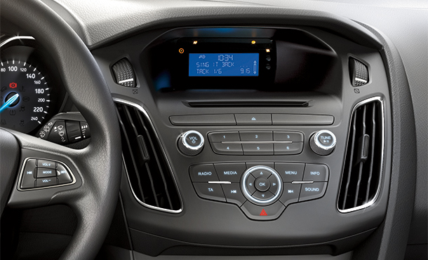Ford Focus Audio System