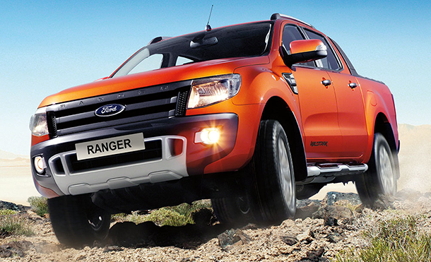 Ford Ranger ABS braking