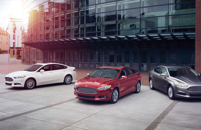Ford Fusion engine choices