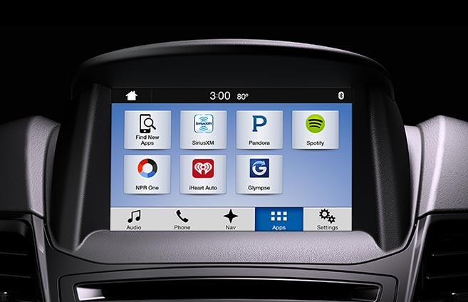 Ford Sync 3 Our next generation of voice-activated technology