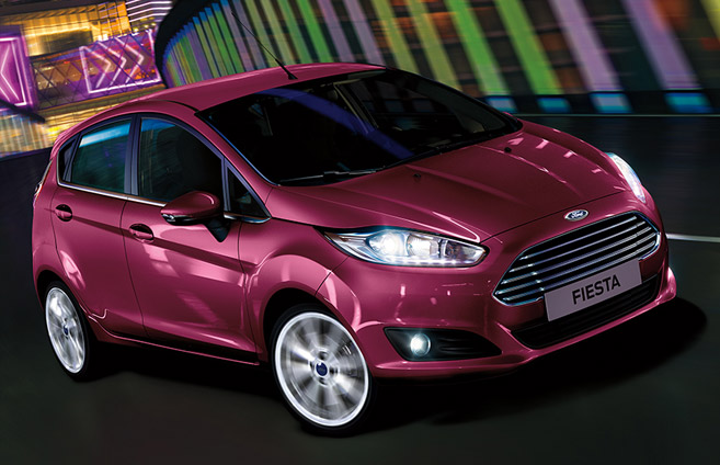 Ford Fiesta Fun by design