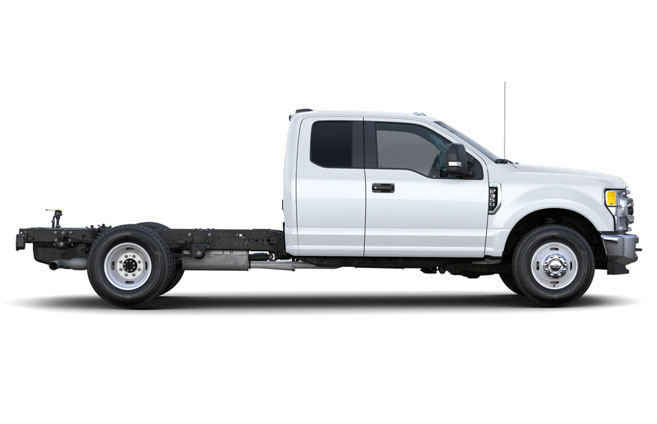 Ford F-550 Chassis cab